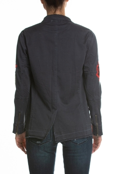 Elan Jacket With Patches - Alternate List Image
