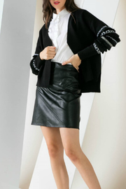 Thml Jacket with trim - Product Mini Image