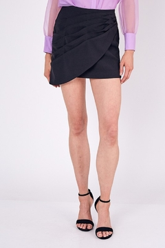 Do + Be  Jackie Pleated Skirt - Product List Image