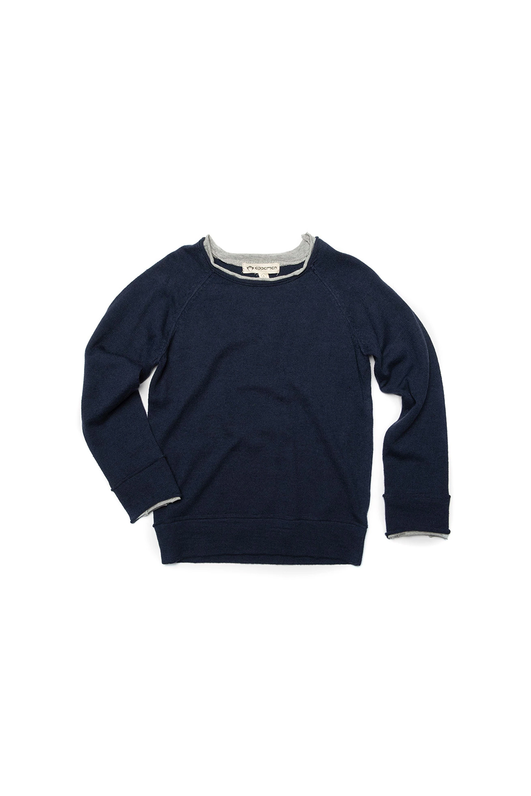 Appaman Jackson Roll Neck Sweater - Front Cropped Image