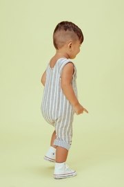 Lil Lemons Jackson Stripe Onesie - Side cropped