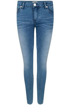 Shoptiques Product: Blue Skinny Jeans