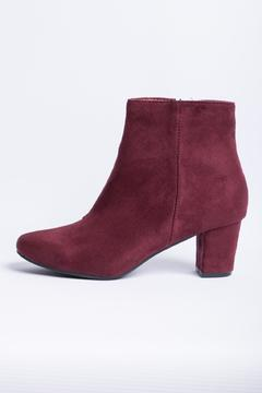 Jacobies Burgundy Ankle Boot - Product List Image
