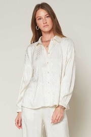 Current Air  Jacquard Button Up - Product Mini Image