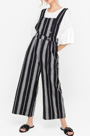 Lush Jacquard Jumpsuit - Product Mini Image