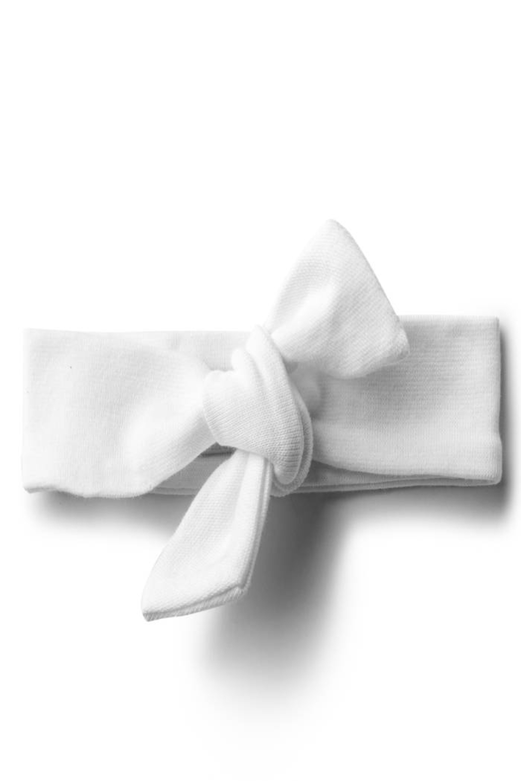 Jacqueline & Jac Knot Headband For Girls - Front Cropped Image