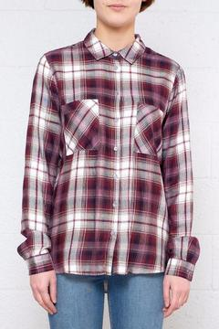 Shoptiques Product: Check Shirt