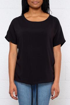 Shoptiques Product: Drawstring Hem Tee