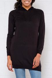 Shoptiques Product: Hooded Knit Pullover
