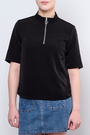Jacqueline de Yong Kira Zip Top - Product Mini Image