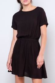 Jacqueline de Yong Liva T-Shirt Dress - Front full body