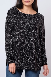 Jacqueline de Yong Printed Relaxed Blouse - Product Mini Image