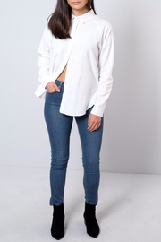 Jacqueline de Yong Relaxed Oxford Shirt - Product Mini Image