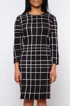 Shoptiques Product: Window Pane Dress