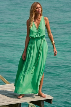 Melissa Odabash Jacquie Maxi Dress - Product List Image