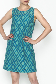 Jade Aline Shift Dress - Product Mini Image