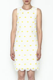 Jade Daisy Sheath Dress - Front full body