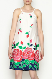 Jade Halter Dress - Product Mini Image