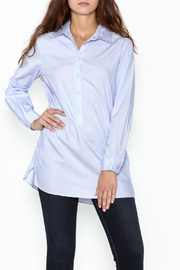 Jade Pocket Tunic - Front cropped