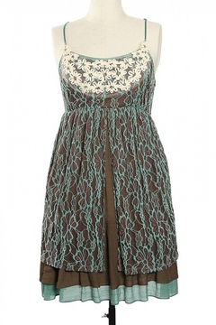 A'reve Jade Lace Babydoll - Product List Image