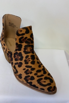 A RIDER GIRL  Jade Leopard Bootie - Product List Image