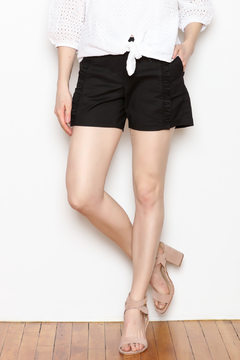 Shoptiques Product: Ruffle Trim Shorts