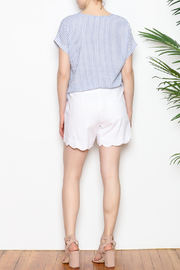 Jade Shorts Scallop Hem - Other