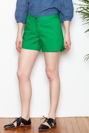Jade Shorts Side Rounded - Front cropped