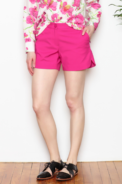 Jade Shorts Side Rounded - Product List Image