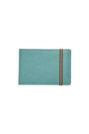 Carré Royal Jade Wallet - Product Mini Image