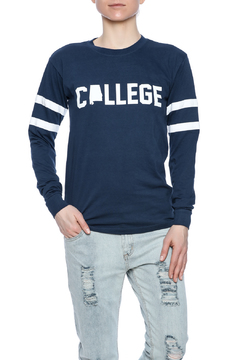 Jadelynn Brooke College Sweatshirt - Product List Image