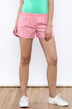 Jadelynn Brooke Sisterhood Shorts - Product List Image