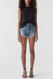 AGOLDE Jaden Denim Short in Surreal - Product Mini Image