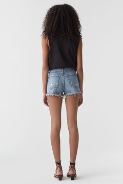 AGOLDE Jaden Denim Short in Surreal - Alternate List Image