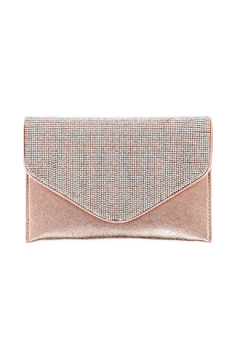 .Jadis Rose Gold Clutch - Product List Image