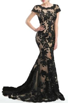 Shoptiques Product: Amazing Two-Tone Gown