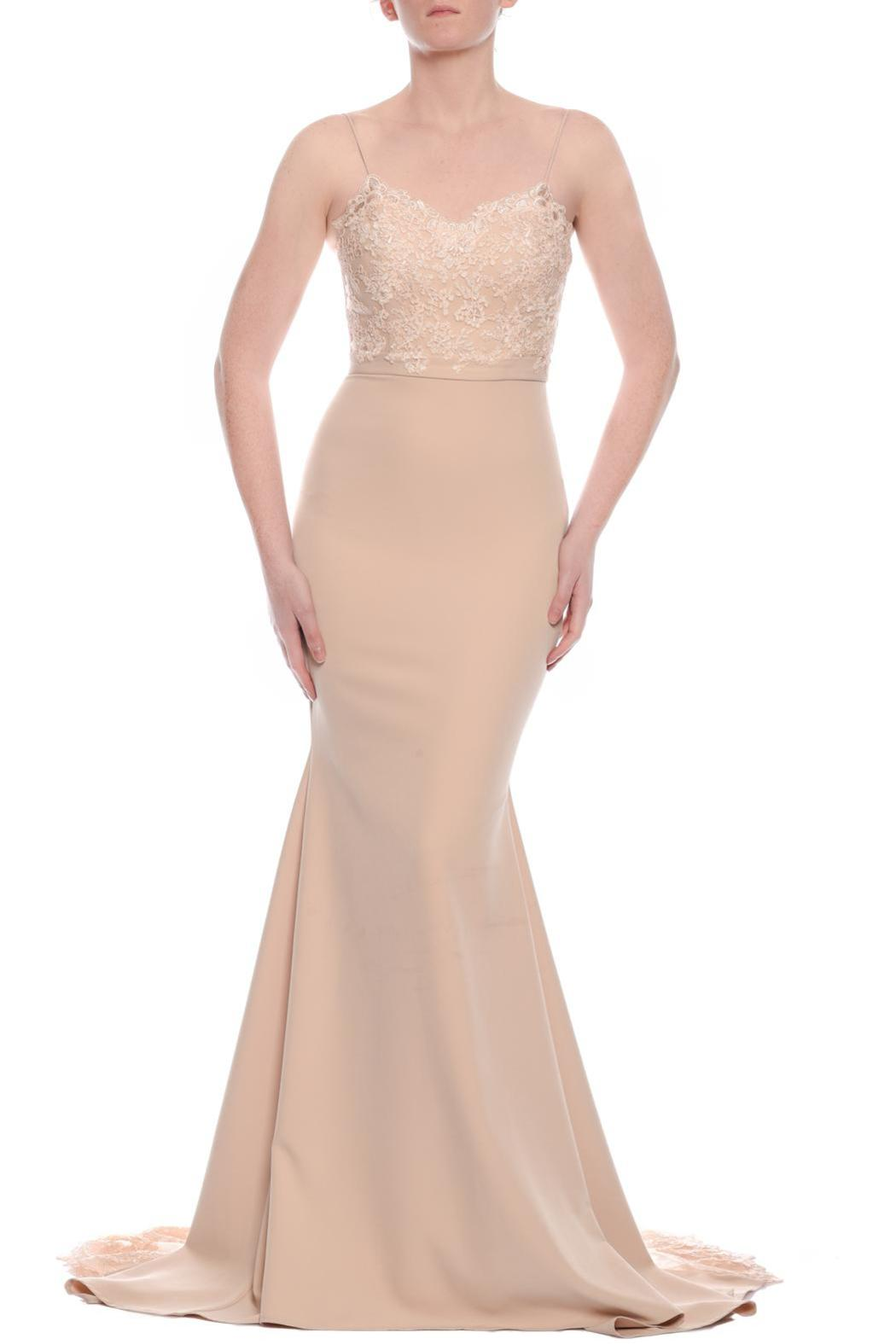 Jadore Glamour Gown - Side Cropped Image
