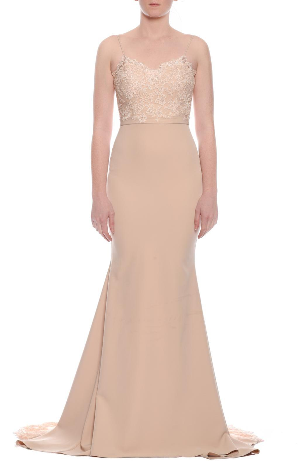 Jadore Glamour Gown - Front Cropped Image