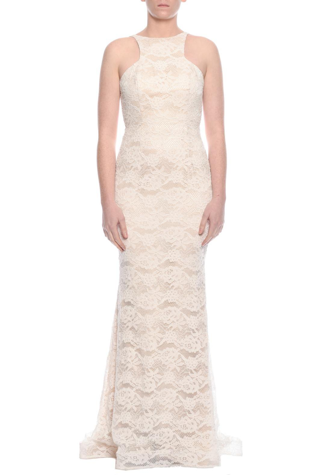6503a82cef5 Jadore Lace Empress Dress from Sydney by Windsor and Lux — Shoptiques