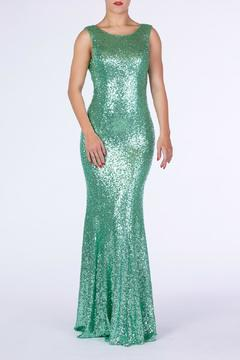Jadore Sequin Prom Gown - Product List Image