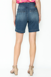 JAG Bermuda Shorts Pull On - Back cropped