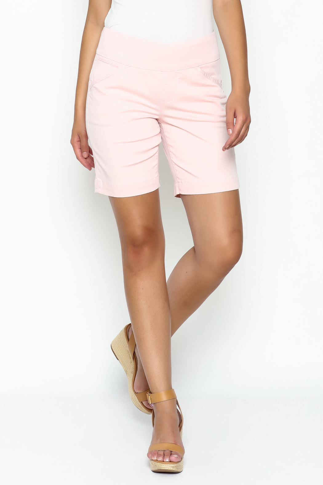 JAG Bermuda Shorts Pull On - Front Cropped Image