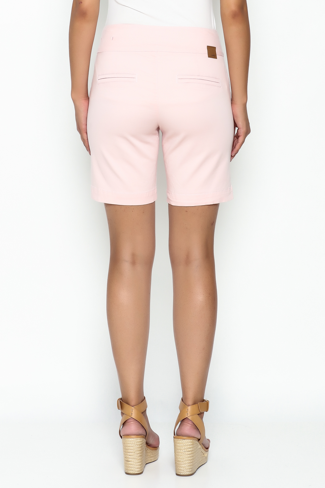 JAG Bermuda Shorts Pull On - Back Cropped Image