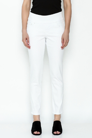JAG Amelia Ankle Pants - Front full body