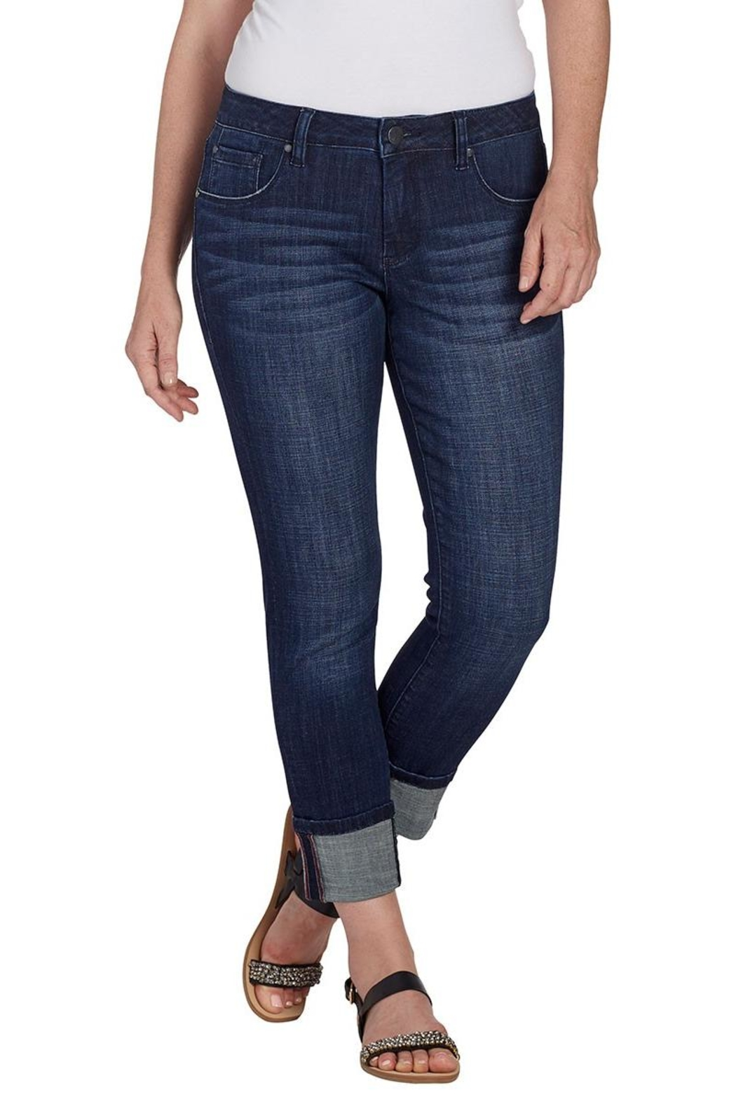 JAG The Maddie skinny Jean - Front Cropped Image