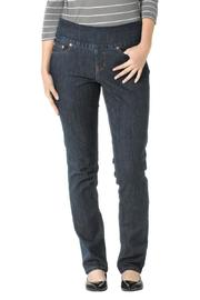 JAG Pull On Slim Jean - Front cropped