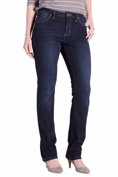 Shoptiques Product: Straight Leg Jean