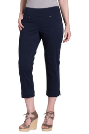 JAG Stretch Twill Crop - Product Mini Image