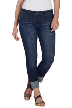 Shoptiques Product: Maddie Skinny Cuff Jeans