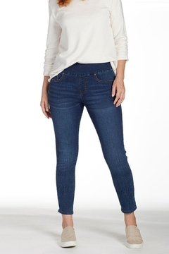 Shoptiques Product: Pull-On Skinny Jean